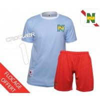 Maillot Newteam Crocker Dos
